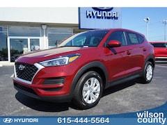 New 2019 Hyundai Tucson SE SUV in Lebanon, TN
