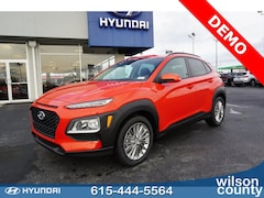 New 2019 Hyundai Kona SEL SUV in Lebanon, TN