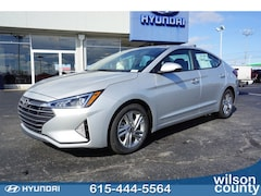 New 2019 Hyundai Elantra SEL Sedan in Lebanon, TN