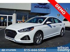 New 2019 Hyundai Sonata SEL Sedan in Lebanon, TN