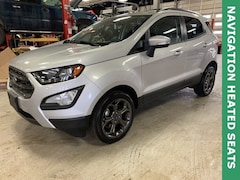 used 2018 Ford EcoSport SES SUV at wilson ford