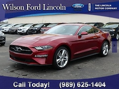 new 2019 Ford Mustang Ecoboost Premium Coupe for sale saginaw michigan