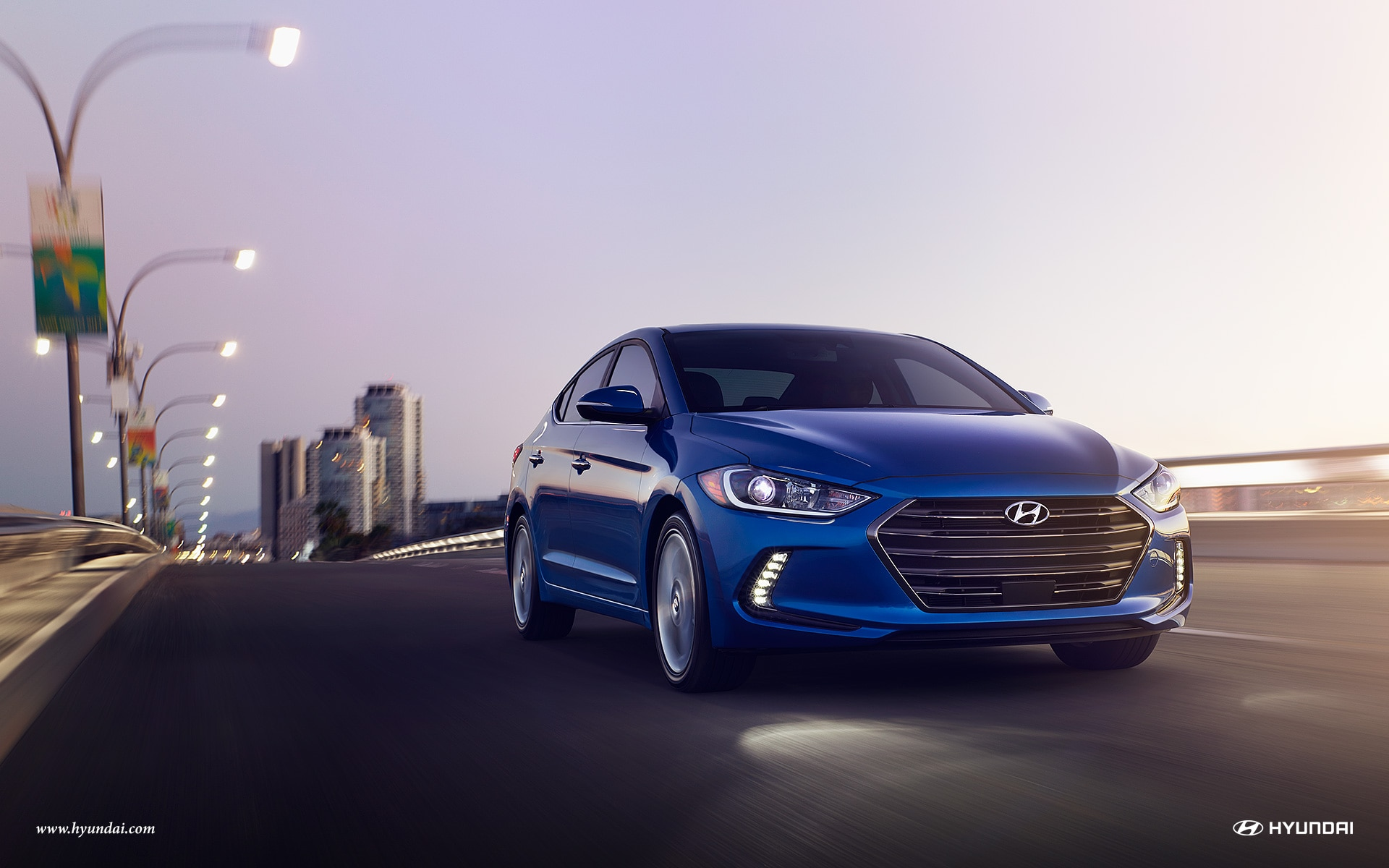 Hyundai Elantra maintenance near Jackson MS