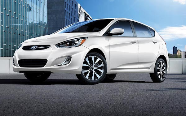 2017 Hyundai Accent available near Jackson MS