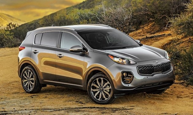 2017 used KIA Sportage available near Jackson MS