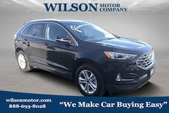 New 2019 Ford Edge SEL Crossover for sale in Utah