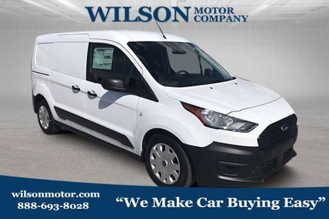 New 2019 Ford Transit Connect Commercial For Sale at Wilson Ford Lincoln |  VIN: NM0LS7E20K1423665