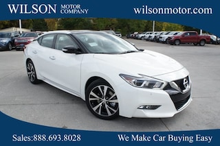 New 2018 Nissan Maxima 3.5 SL Sedan for sale near you in Logan, UT
