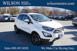 New 2018 Ford EcoSport SES SUV for sale near you in Logan, UT