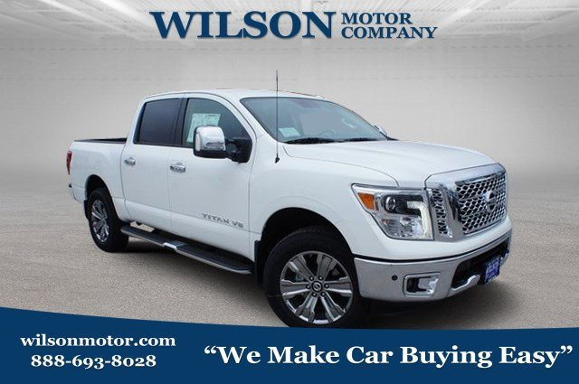 Featured New 2018 Nissan Titan SL Truck Crew Cab for sale near you in Logan, UT