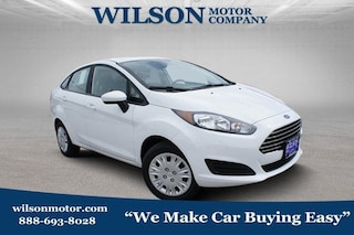 New 2019 Ford Fiesta S Sedan for sale near you in Logan, UT