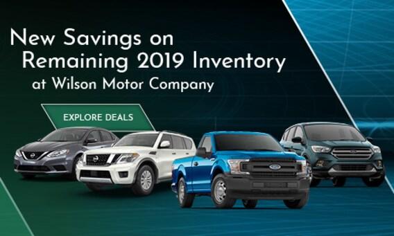 Car Dealerships In Logan Utah >> Wilson Motor New Used Nissan Ford Lincoln Logan Ut