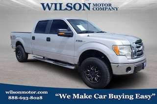 Bargain Used 2010 Ford F-150 Truck SuperCrew Cab for sale near you in Logan, UT