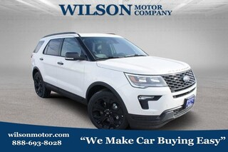 New 2019 Ford Explorer Sport SUV for sale near you in Logan, UT