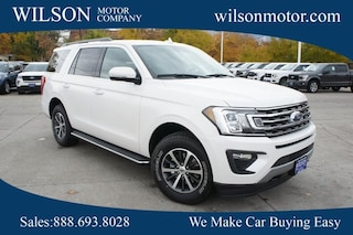New cars, trucks, and SUVs 2018 Ford Expedition XLT SUV for sale near you in Logan, UT
