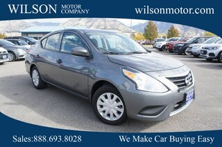 New cars, trucks, and SUVs 2017 Nissan Versa 1.6 Sedan for sale near you in Logan, UT