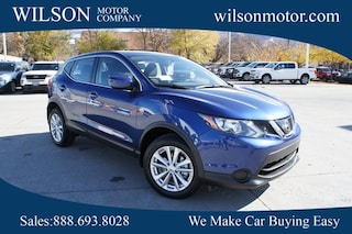 New cars, trucks, and SUVs 2018 Nissan Rogue Sport S SUV for sale near you in Logan, UT