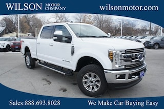 New cars, trucks, and SUVs 2019 Ford F-250 Lariat Truck Crew Cab for sale near you in Logan, UT