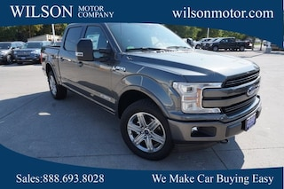 New cars, trucks, and SUVs 2018 Ford F-150 Lariat Truck SuperCrew Cab for sale near you in Logan, UT