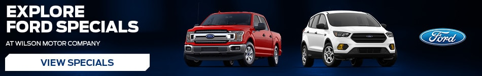 Ford - View All Specials - November