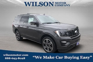 New 2019 Ford Expedition Limited SUV for sale near you in Logan, UT