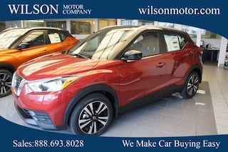 All new and used vehicles 2018 Nissan Kicks SV SUV for sale near you in Logan, UT