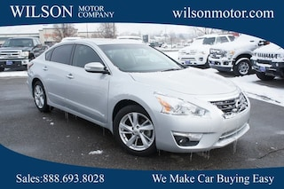 Used 2015 Nissan Altima 2.5 SV Sedan for sale near you in Logan, UT