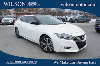 Used vehicles 2016 Nissan Maxima 3.5 Platinum Sedan for sale near you in Logan, UT