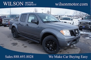 New cars, trucks, and SUVs 2018 Nissan Frontier SV Truck Crew Cab for sale near you in Logan, UT