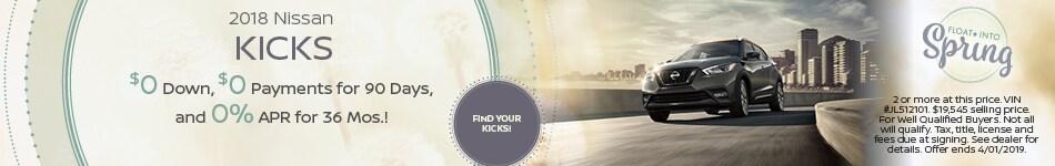 19 Kicks March