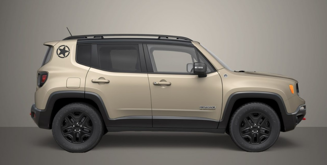 jeep launches 2017 jeep renegade special editions wilson motors. Black Bedroom Furniture Sets. Home Design Ideas