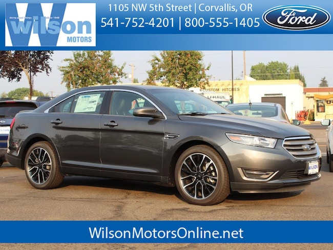 New 2018 Ford Taurus SEL Sedan For Sale/Lease Corvallis, OR