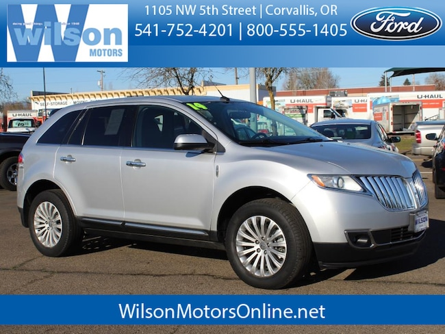 Used 2014 Lincoln MKX SUV in Corvallis, OR