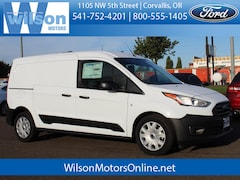 New 2019 Ford Transit Connect Commercial XL Cargo Van Commercial-truck for Sale in Corvallis OR