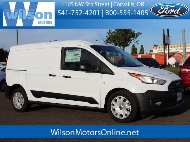 New 2019 Ford Transit Connect Commercial XL Cargo Van Commercial-truck For Sale/Lease Corvallis, OR