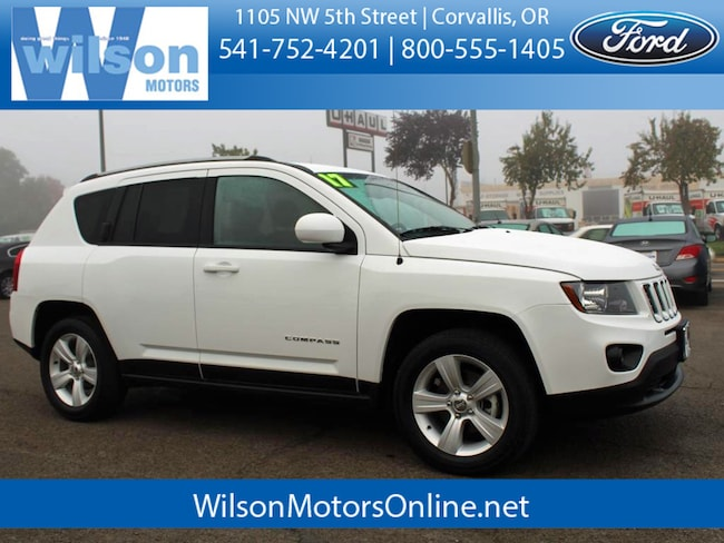 Used 2017 Jeep Compass Latitude SUV in Corvallis, OR