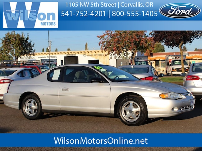 Used 2004 Chevrolet Monte Carlo LS Coupe in Corvallis, OR