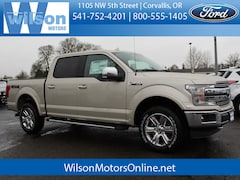 2018 Ford F-150 Lariat Truck for Sale in Corvallis OR