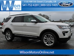 New 2019 Ford Explorer XLT SUV for Sale in Corvallis OR