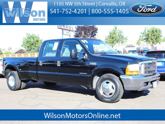 Used 1999 Ford F-350 XLT Crew Cab Truck in Corvallis, OR