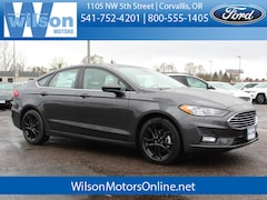 New 2019 Ford Fusion SE Sedan for Sale in Corvallis OR