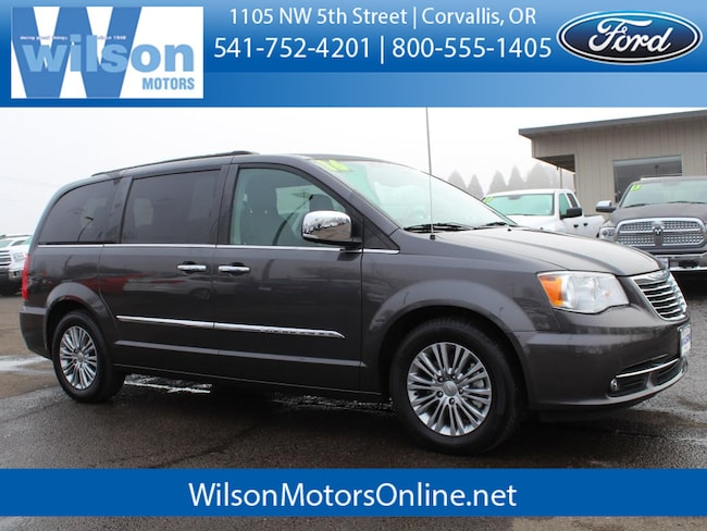 Used 2016 Chrysler Town & Country Touring-L Passenger Van in Corvallis, OR