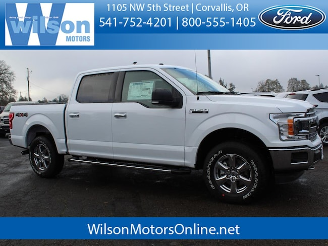 New 2018 Ford F-150 XLT Truck For Sale/Lease Corvallis, OR