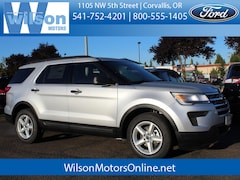 New 2018 Ford Explorer Explorer SUV for Sale in Corvallis OR