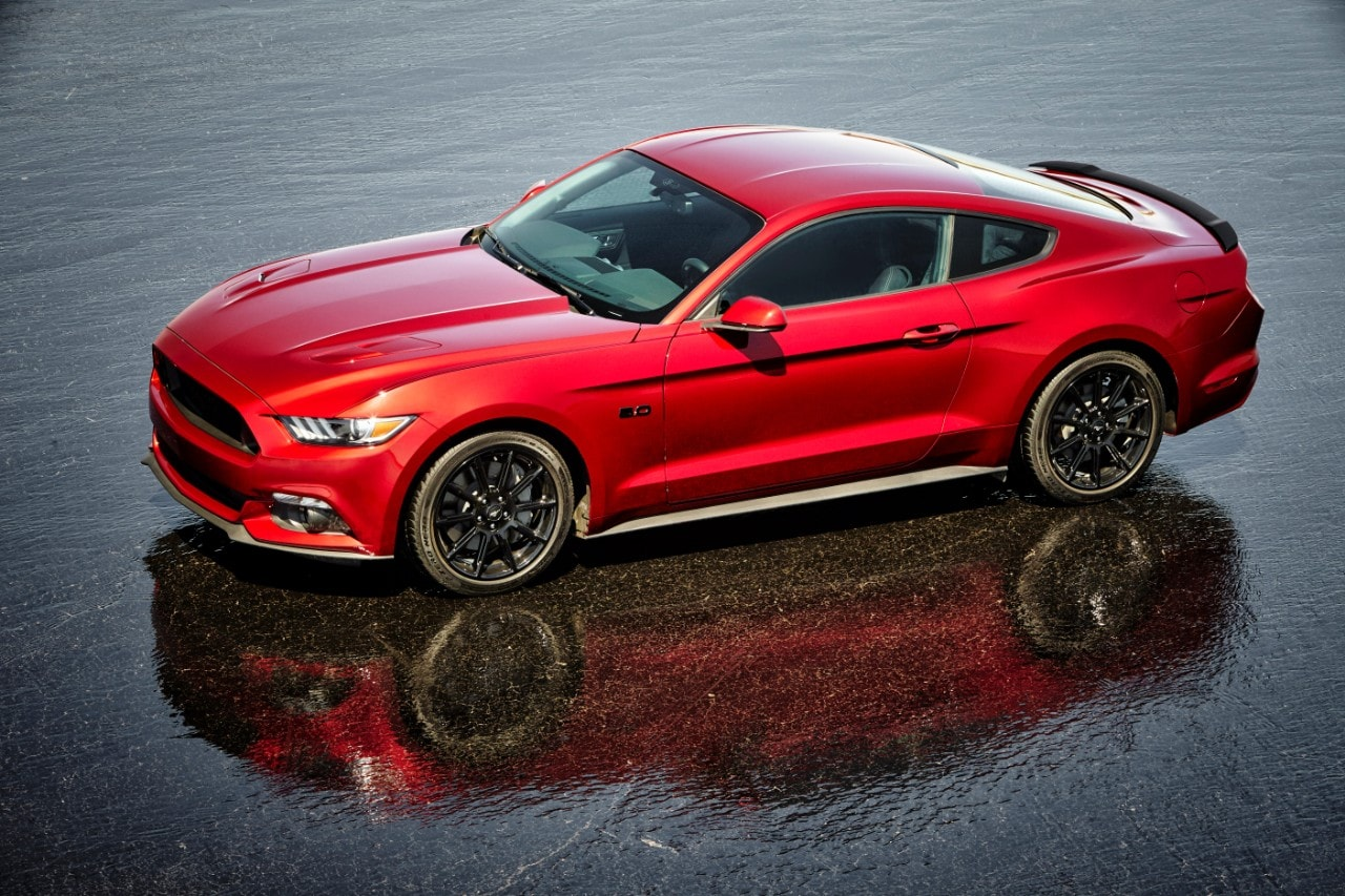 Corvalis Ford Mustang