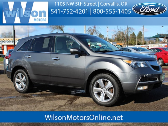Used 2012 Acura MDX 3.7 Technology SUV in Corvallis, OR