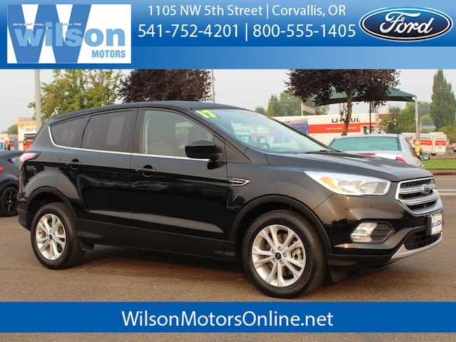 Used 2017 Ford Escape SE SUV in Corvallis, OR