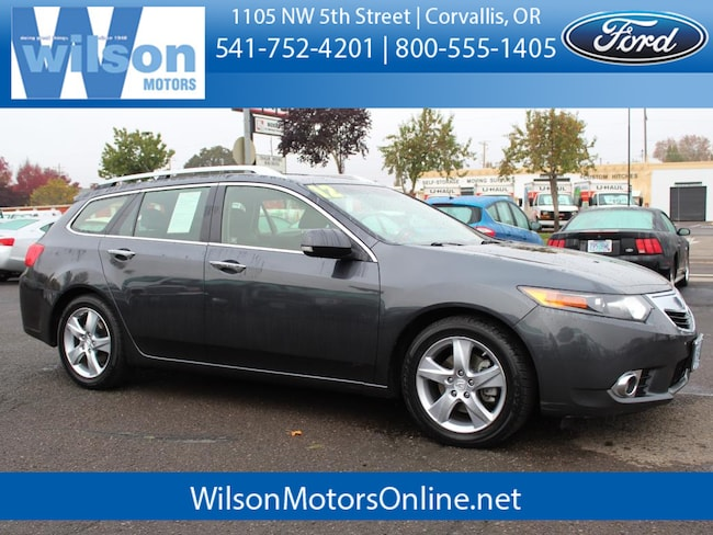 Used 2012 Acura TSX 2.4 Wagon in Corvallis, OR