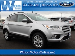 New 2019 Ford Escape SEL SUV for Sale in Corvallis OR