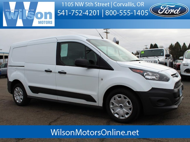 Used 2017 Ford Transit Connect XL Cargo Van in Corvallis, OR
